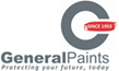 General Paints Logo